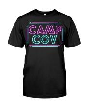 Camp Cov Li Premium Fit Mens Tee front