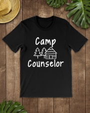 Camp Counselor Woodsy Cabi Premium Fit Mens Tee lifestyle-mens-crewneck-front-18