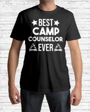 Camp Counselor Shirt - Best Camp Cou Premium Fit Mens Tee lifestyle-mens-crewneck-front-1
