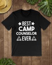 Camp Counselor Shirt - Best Camp Cou Premium Fit Mens Tee lifestyle-mens-crewneck-front-18