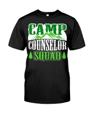 Camp Counselor Squ Premium Fit Mens Tee front