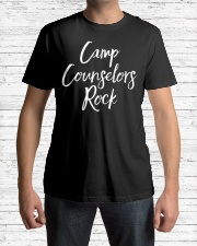 Camp Counselor Gifts Employee Camp C Premium Fit Mens Tee lifestyle-mens-crewneck-front-1