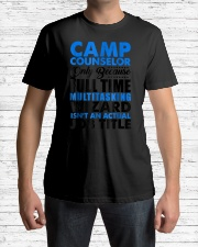 Camp Counselor Wizard Isnt An Ac Premium Fit Mens Tee lifestyle-mens-crewneck-front-1