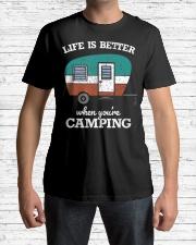 Camper Gift for Camp Premium Fit Mens Tee lifestyle-mens-crewneck-front-1