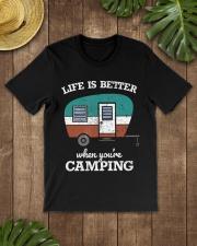 Camper Gift for Camp Premium Fit Mens Tee lifestyle-mens-crewneck-front-18