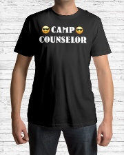 Camp Counselor T Shirt for Summer Premium Fit Mens Tee lifestyle-mens-crewneck-front-1