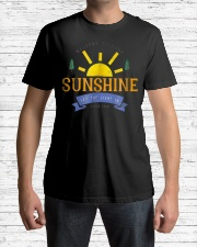 Camp Sunshine Summer Camp Staff T-Sh Premium Fit Mens Tee lifestyle-mens-crewneck-front-1