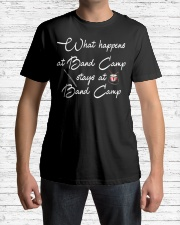 What Happens at Band Camp Stay Premium Fit Mens Tee lifestyle-mens-crewneck-front-1