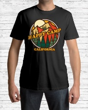 Vintage Happy Camp California Mountain Hiking  Premium Fit Mens Tee lifestyle-mens-crewneck-front-1