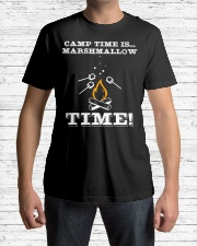 Camp Time is Marshmallow Time tshi Premium Fit Mens Tee lifestyle-mens-crewneck-front-1