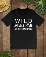 Wild About Camping Hiking Forest  Premium Fit Mens Tee lifestyle-mens-crewneck-front-18