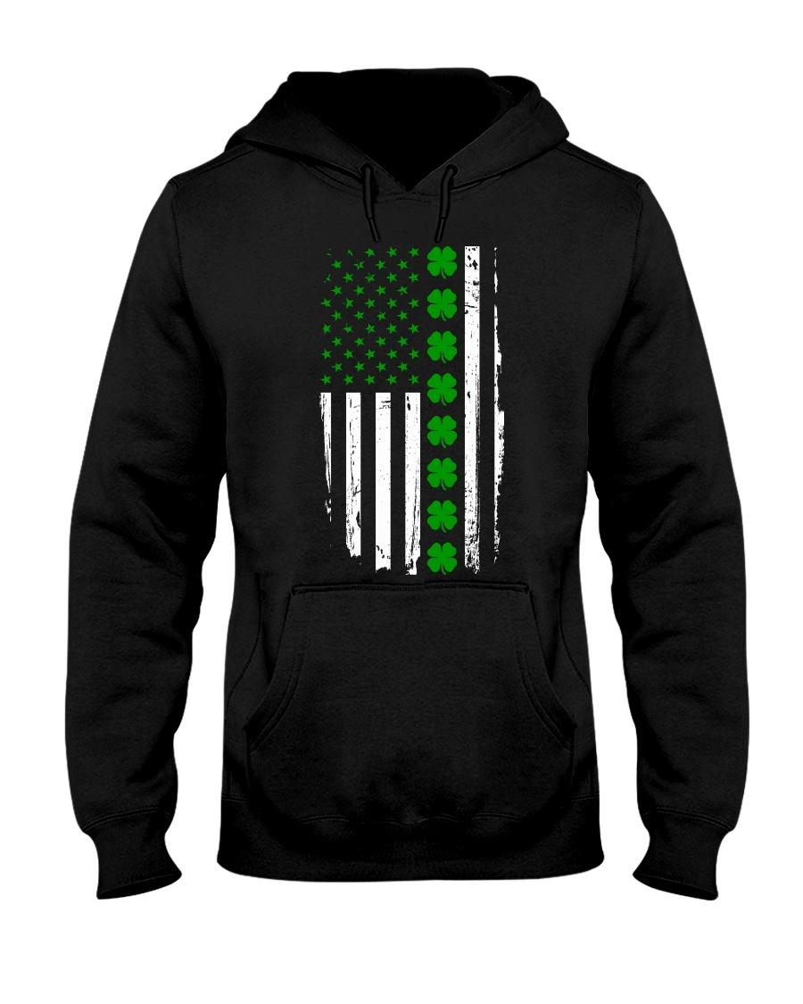 St Patrick Day Irish  Hooded Sweatshirt