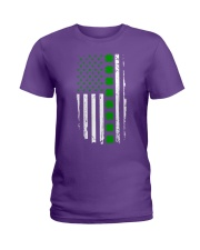 St Patrick Day Irish  Ladies T-Shirt thumbnail