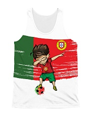Portugal All-over Unisex Tank thumbnail