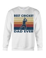 Cricket Dad Crewneck Sweatshirt thumbnail