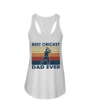 Cricket Dad Ladies Flowy Tank thumbnail