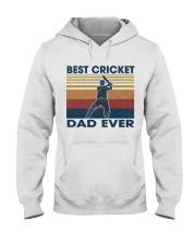 Cricket Dad Hooded Sweatshirt thumbnail