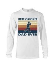 Cricket Dad Long Sleeve Tee thumbnail