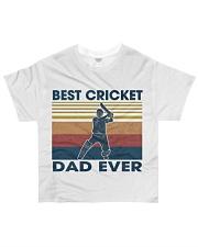 Cricket Dad All-over T-Shirt thumbnail