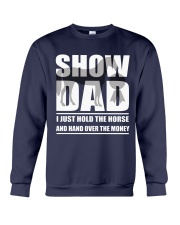 Horse Show Dad T-Shirt Crewneck Sweatshirt tile