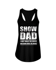 Horse Show Dad T-Shirt Ladies Flowy Tank thumbnail