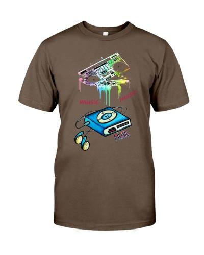I LOVE MUSIC - T Shirt