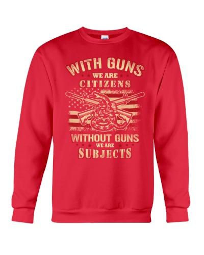 Gun Control With Guns Citizen