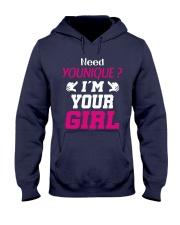 Need younique i'm your Girl Hooded Sweatshirt thumbnail