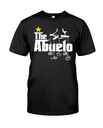 Mens The Abuelo Spanish Grandfather T-Shirt