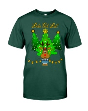 Reindeer Christmas Shirt Premium Fit Mens Tee thumbnail
