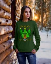Reindeer Christmas Shirt Crewneck Sweatshirt lifestyle-holiday-sweater-front-1