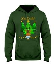 Reindeer Christmas Shirt Hooded Sweatshirt thumbnail