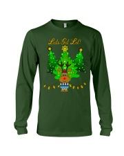 Reindeer Christmas Shirt Long Sleeve Tee thumbnail