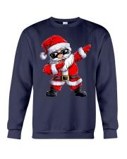 Dabbing Santa Claus Christmas Crewneck Sweatshirt thumbnail