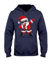 Dabbing Santa Claus Christmas Hooded Sweatshirt thumbnail
