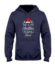 This-is-My-Christmas-Pajama-Shirt-Funny-Christmas Hooded Sweatshirt thumbnail