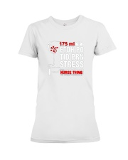 It's Nurse Thing Funny-Registered-Nurse Premium Fit Ladies Tee thumbnail
