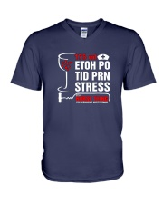 It's Nurse Thing Funny-Registered-Nurse V-Neck T-Shirt thumbnail