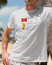 Druncle-Beer-shirt Classic T-Shirt lifestyle-mens-crewneck-front-11