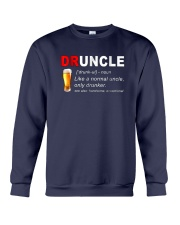 Druncle-Beer-shirt Crewneck Sweatshirt thumbnail