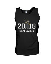 The Dabbing Graduation Class Of 2018 Unisex Tank thumbnail