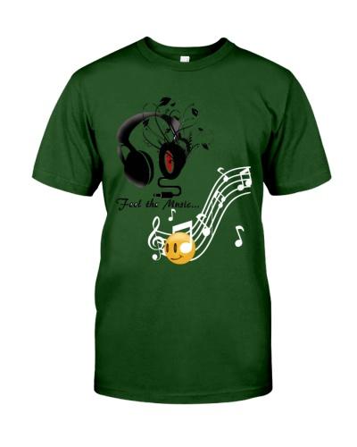 FEEL THE MUSIC - T Shirt