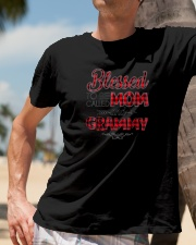 Blessed-To-Be-Called-Mom-And-Grammy-Shirt Classic T-Shirt lifestyle-mens-crewneck-front-11
