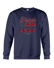 Blessed-To-Be-Called-Mom-And-Grammy-Shirt Crewneck Sweatshirt thumbnail