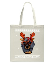 CHRISTMAS DOG Shirt Tote Bag thumbnail