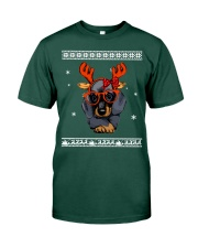CHRISTMAS DOG Shirt Premium Fit Mens Tee thumbnail