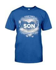 Son I Know That Was You Classic T-Shirt front