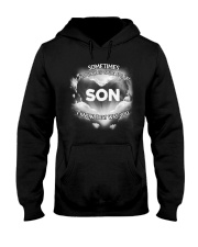 Son I Know That Was You Hooded Sweatshirt thumbnail
