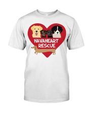 HavaHeart Rescue Store Classic T-Shirt thumbnail