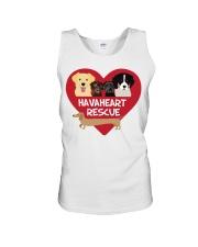 HavaHeart Rescue Store Unisex Tank thumbnail